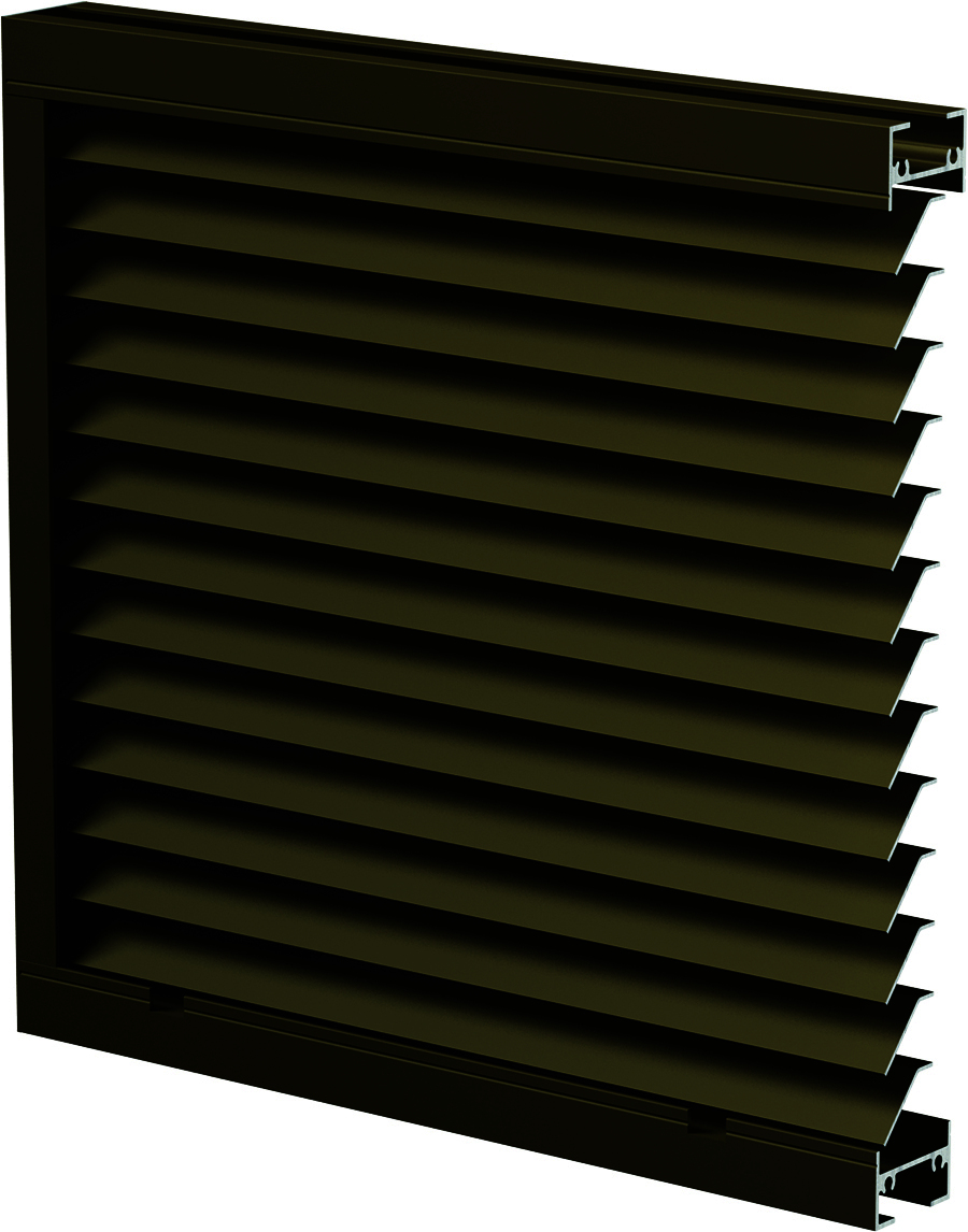 Louvers, Grilles, Sunshades and Awnings - January 2018