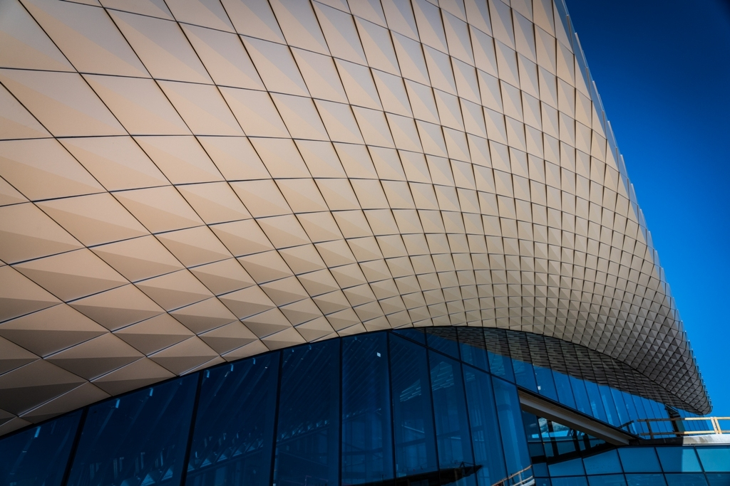 Optimizing Curved Metal To Enhance Buildings Metal Architecture