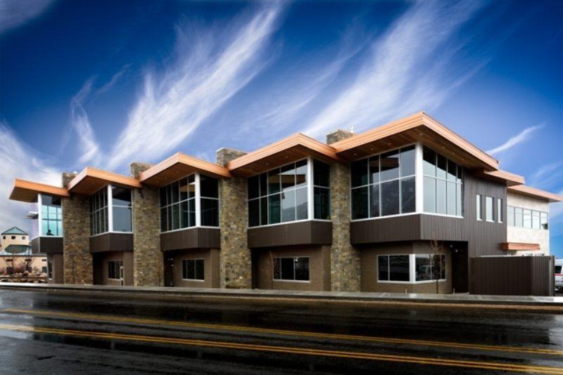 Ascent Construction Inc Farmington Utah Metal Architecture