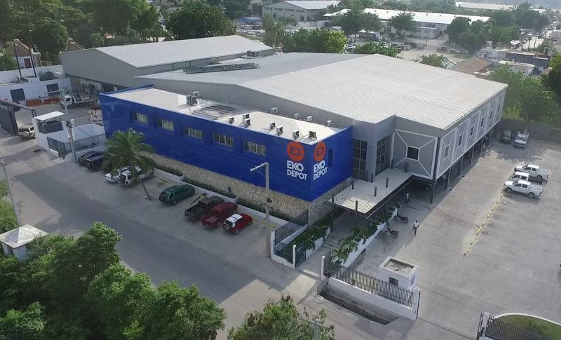 EKO Depot, Port-au-Prince, Haiti | Metal Architecture
