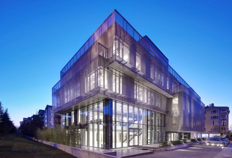 Metal Fabric Application Trends Metal Architecture