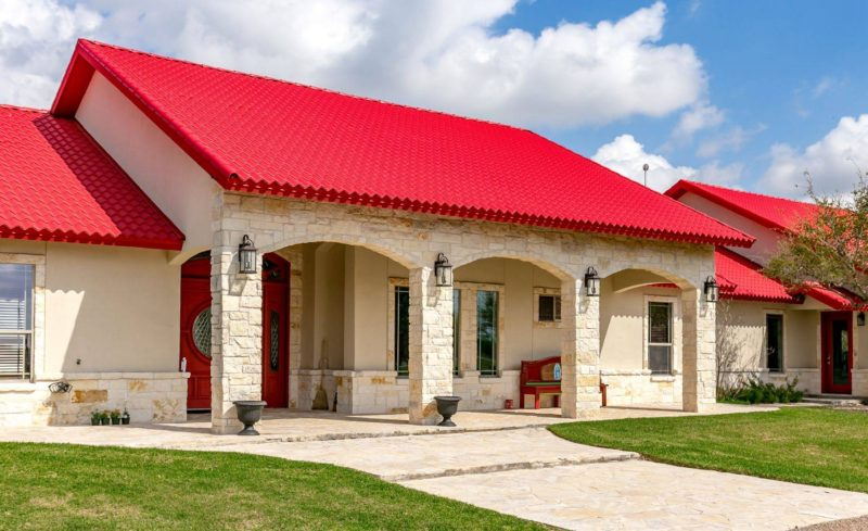 Residential Metal Roofing Trends Metal Architecture