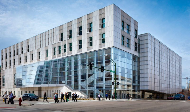 The University Of Iowa School Of Music In Iowa City, Iowa, Celebrated Its  110th Anniversary In October 2016 With A New Home. Designed By  Seattle Based LMN ...