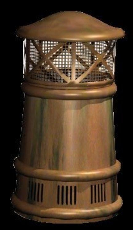 Coppercraft Chimney Pots Caps Sept18 111