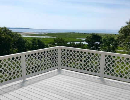 Railing Infill Panels Come In Aluminum Stainless Metal Architecture