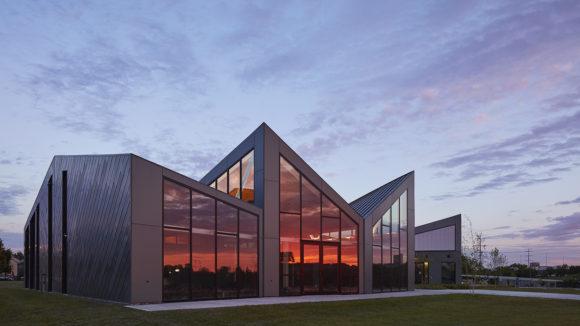 Boathouse of Sustainability