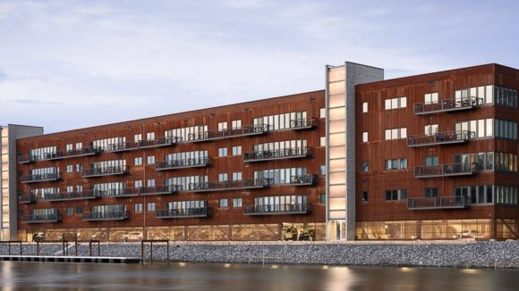 Buffalo River Landing, Buffalo, N.Y.