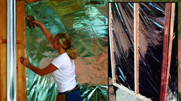 Insulation Systems and Vapor Retarders - July 2018