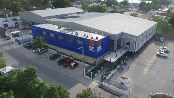 EKO Depot, Port-au-Prince, Haiti