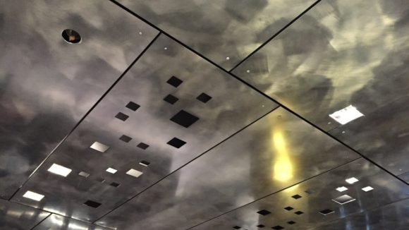 Metal Ceiling Designs Look Up
