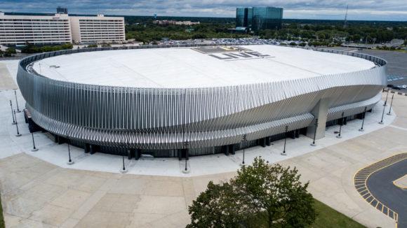 Colossal Coliseum Recladding