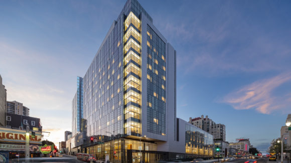 Health Care Metal Architecture