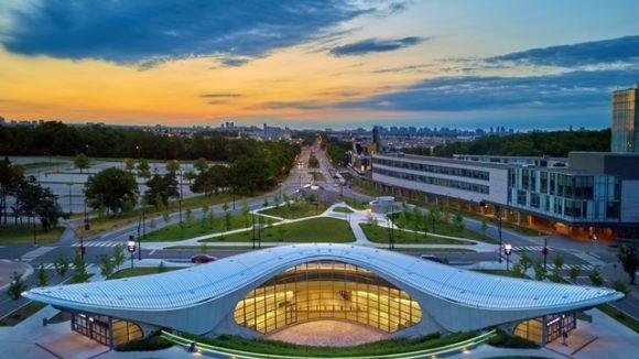 York University Station, Toronto, Canada