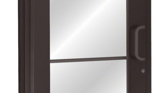 Doors provide security