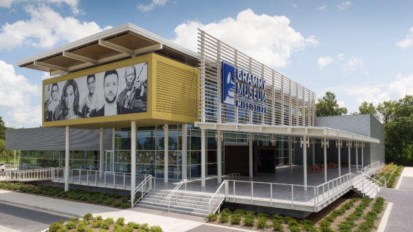 Grammy Museum Mississippi, Cleveland, Miss.
