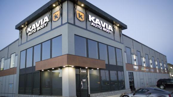 Kavia Auto Body Inc., Saskatoon, Saskatchewan, Canada