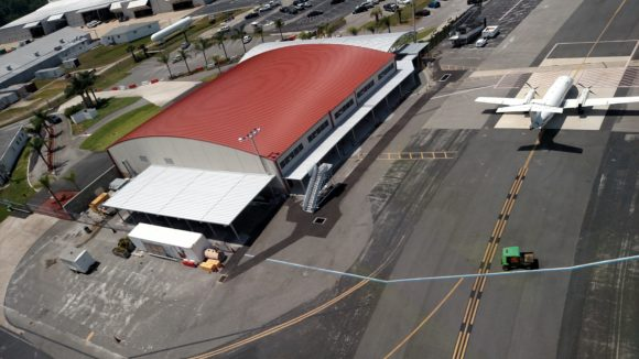 St. Johns County Airport Authority's Aviation Terminal, St. Augustine, Fla.