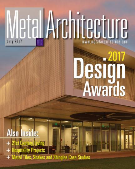 2018 Awards Programs For Metal Architecture Magazine