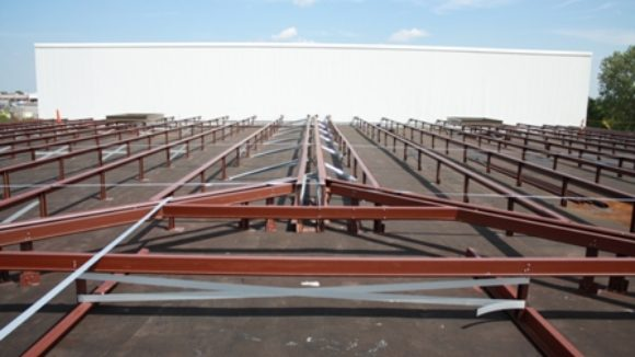 Metal tops five roofs