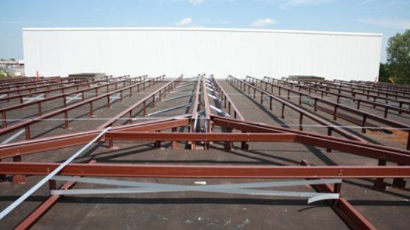 Metal tops five roofs