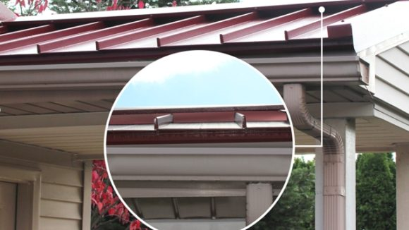 Trims, flashings come pre-notched