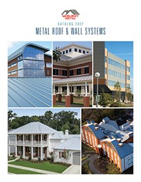 McElroy Metal updated product catalog 2017