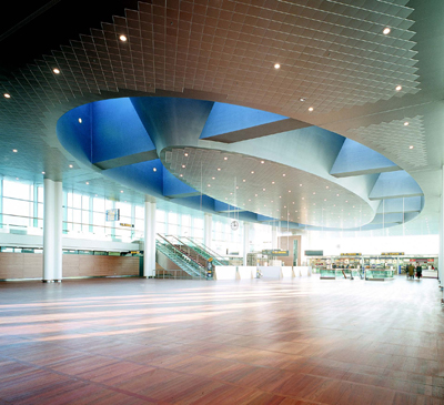Sustainable Ceilings A Growing Use of Metal…