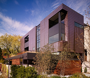 orchard willow residence, metal construction association, 2014 chairman's awards