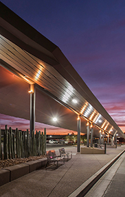 scottsdale park and ride, metal construction association, 2014 chairman's awards