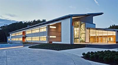 Smithsonian Environmental Center, Mathias Lab, 2016 Metal Architecture  Design Awards, Sustainable Design,