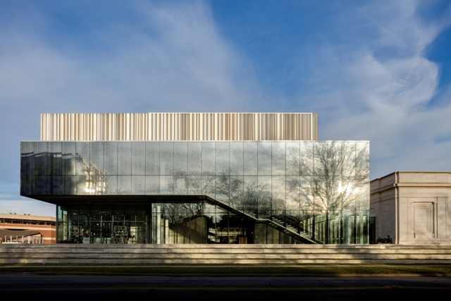 The Speed Art Museum, Louisville, Ky., is the Renovation and Retrofit winner in the 2017 Metal Architecture Design Awards