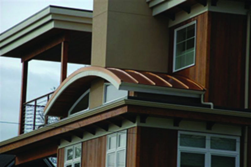 understanding the variables an architect must take into consideration is critical but the designs that can be accomplished with curved roofs can be - Curved Roof
