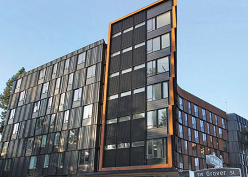 Riverfront Revival Metal Architecture
