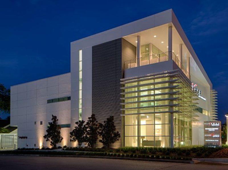 Metal Renovates Medical Building Metal Architecture