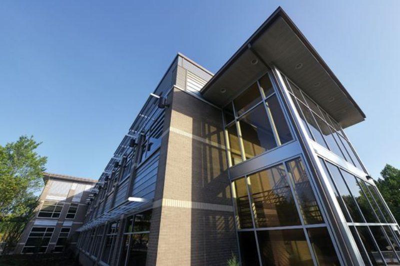 Forest Inspires Metal Panel Design Metal Architecture