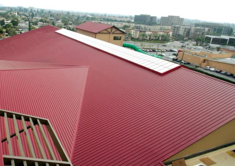 Resortu0027s Long Roof Panels Require Special Installation