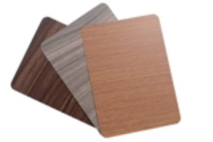 Panels Produce Woodgrain Looks Metal Architecture