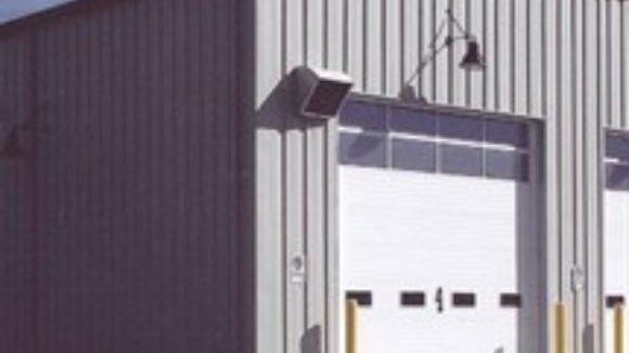 Metal Panels warm up public buildings