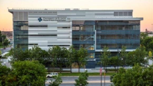 Health Center Features Flexible Floor Plate