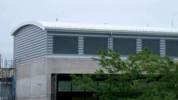 Custom panels treat facility expansion