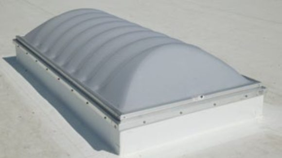 Firestone Building Products' SunWave Daylighting System