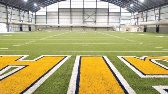 Georgia Tech Brock Indoor Practice Facility, Atlanta