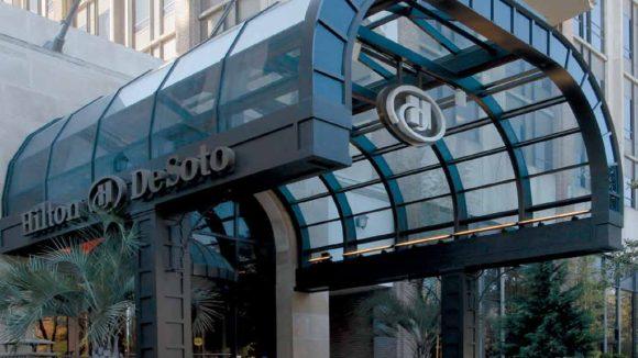Hilton Savannah DeSoto Hotel, Savannah, Ga