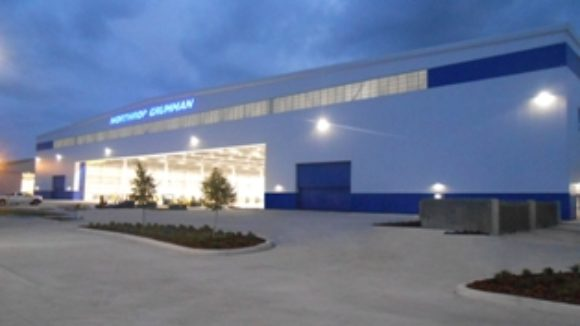 Steel supports aviation manufacturing facility