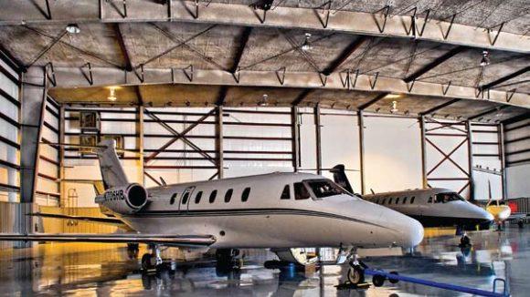Landmark Aviation, New Orleans
