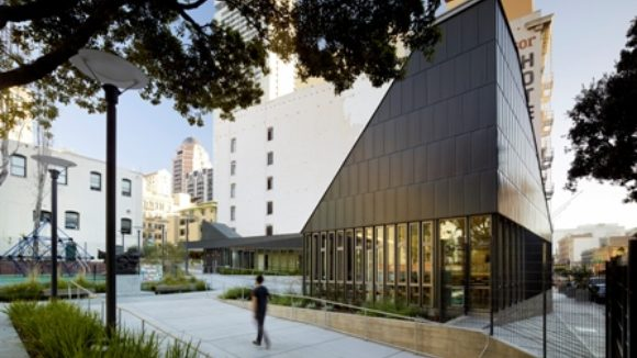 Zinc creates clubhouse design