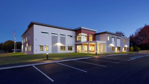 Insulated metal panels work for YMCA