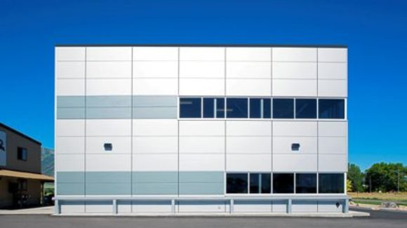 Transportation business receives insulated metal panels