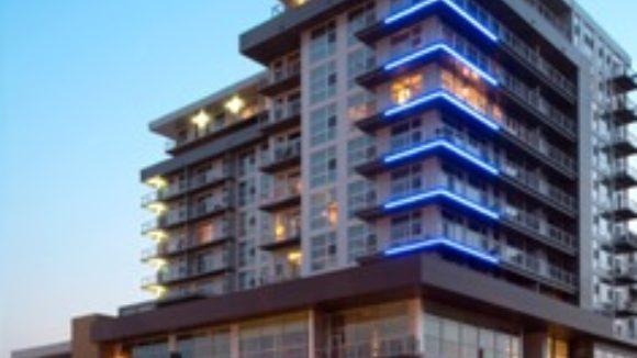Metal modernizes commercial development