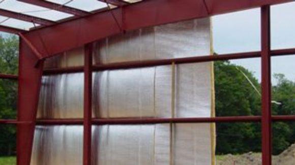 Reflective Insulation Fights Heat